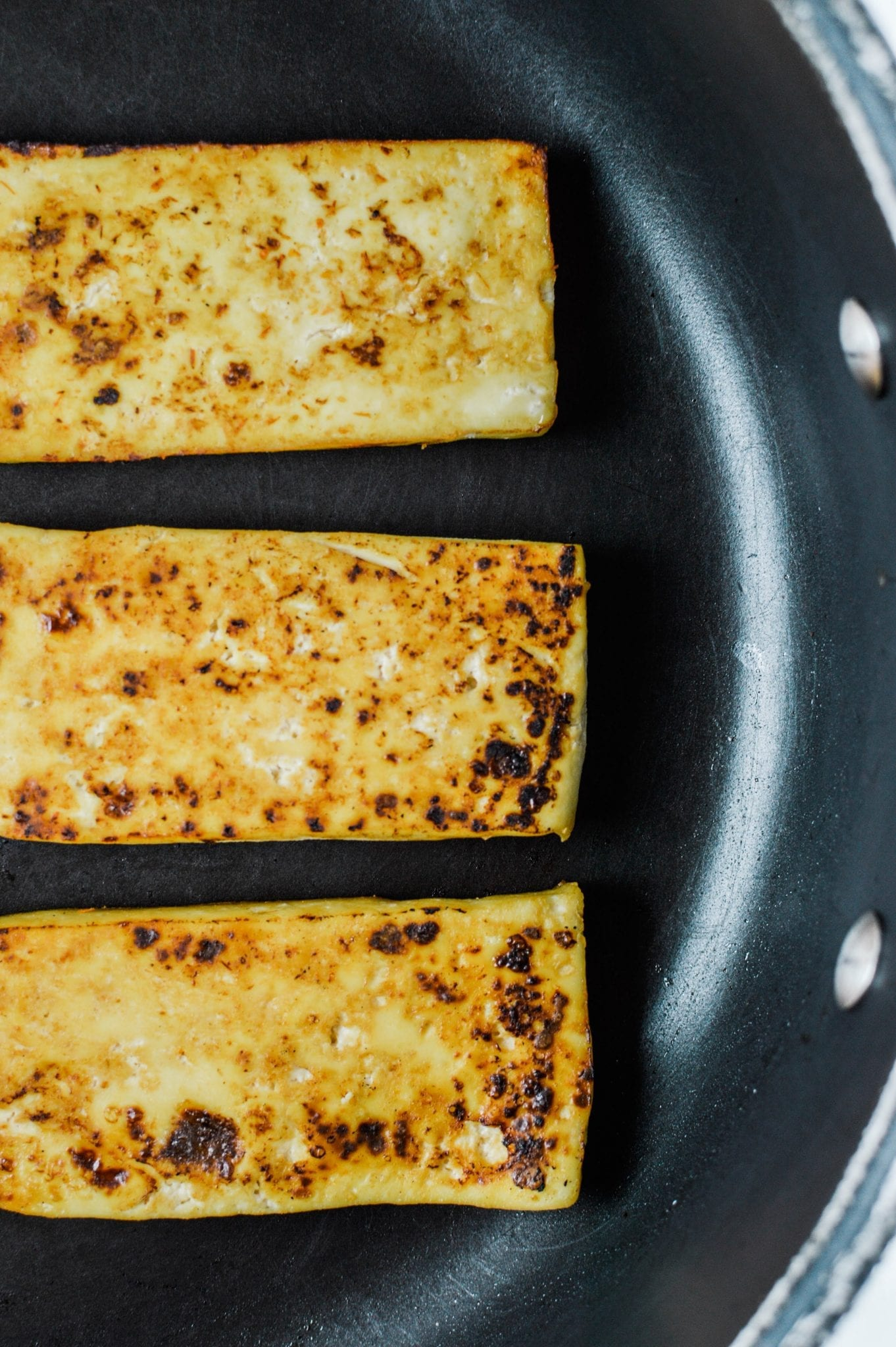 How To Make Perfect Crispy Tofu + Sweet Pineapple Marinade