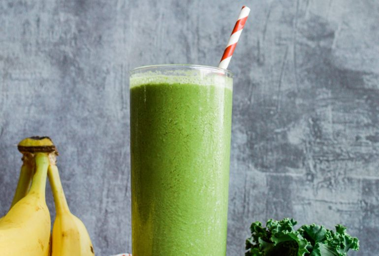 Green Power Smoothie | Vegan | Gluten Free