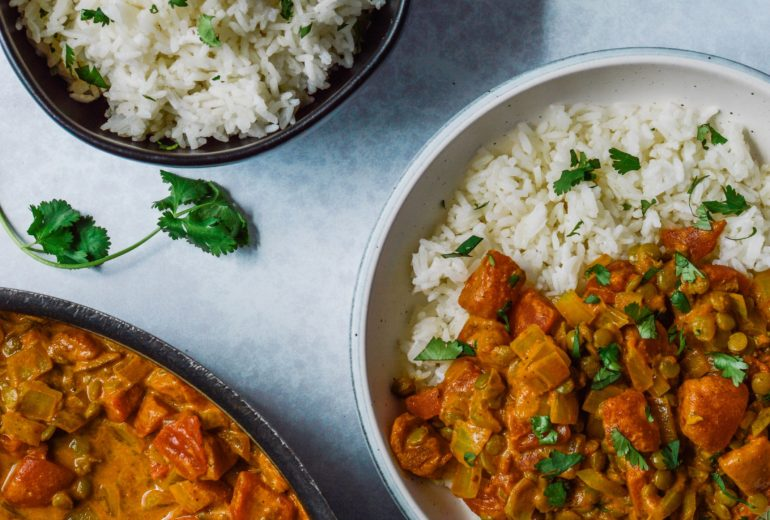 Vegan Tikka Masala | Gluten Free | Whole Food Plant Based | Oil Free