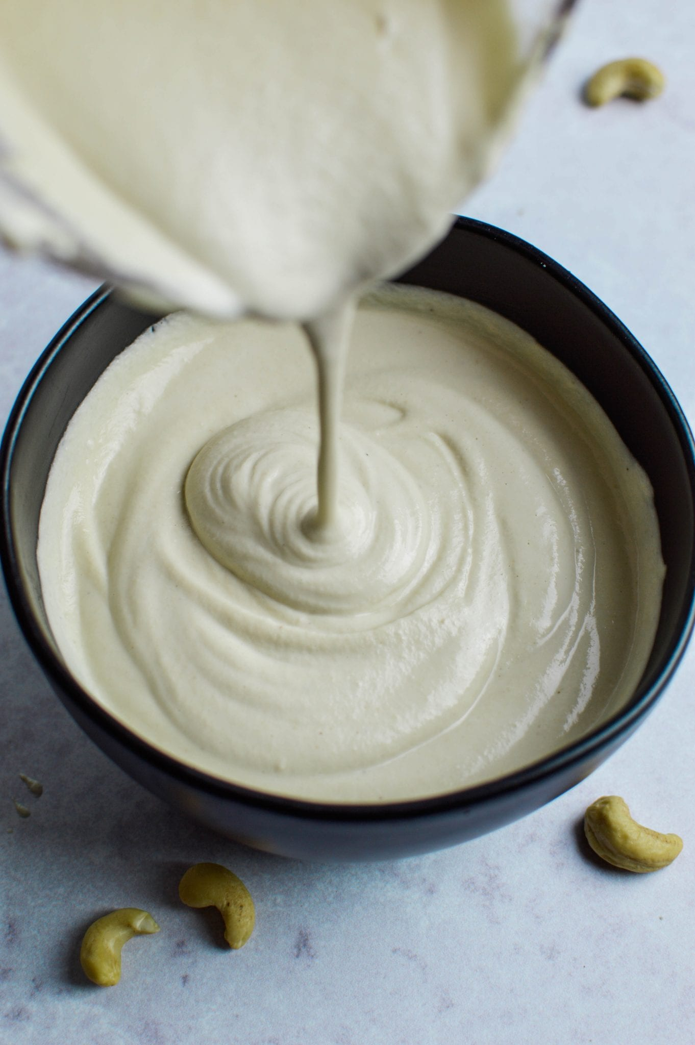 Creamy Cashew Cheese Sauce | Gluten Free | Oil Free | Paleo | Whole 30