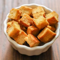 Tofu in a bowl | The Best Vitamin B12 Foods for Vegetarians and Vegans